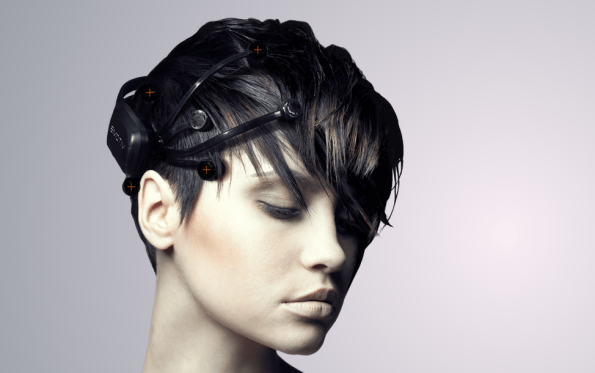 The Emotiv EPOC Personal EEG